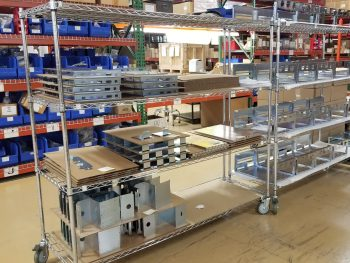 Century-Tywood Manufacturing JIT and kanban Programs